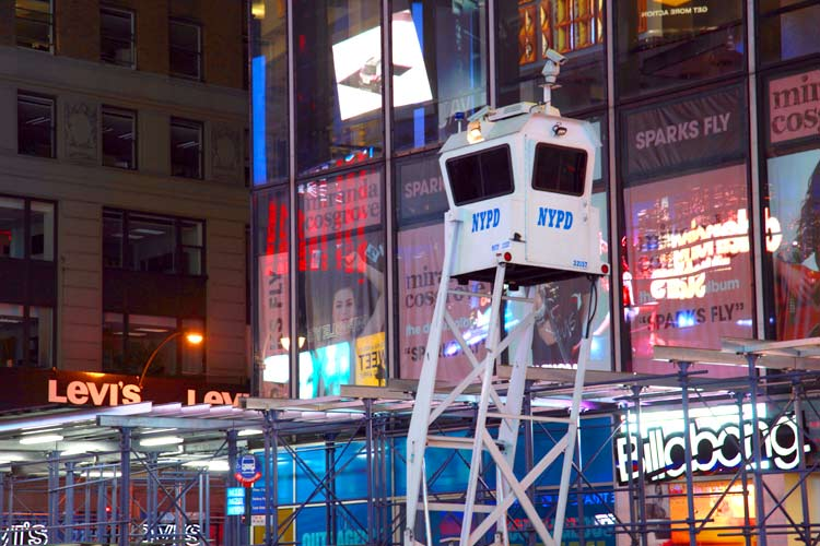 New York Police Tower